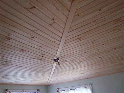 how to repair how to install best bead board ceiling