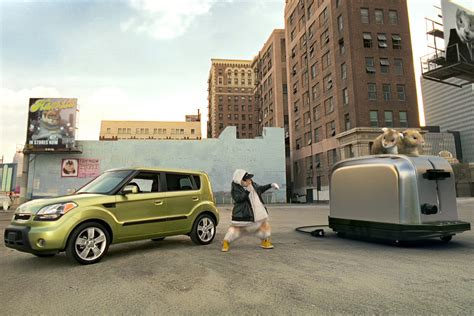 Kia Soul Theme Song Hip Hop Hamsters In New Kia Soul Ad Caign Autoevolution