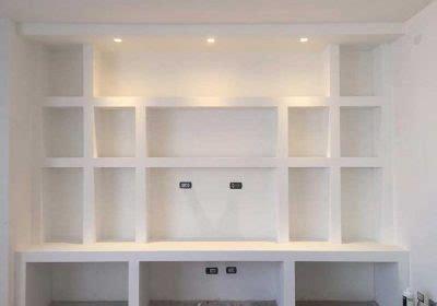 libreria in cartongesso fai da te come realizzare una libreria in cartongesso esperto in casa