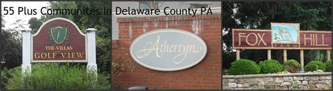 Delaware County Pa Property Tax Records 55 Plus Homes For Sale In Delaware County Pa
