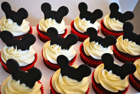 como decorar cupcakes de mickey mouse 301 moved permanently