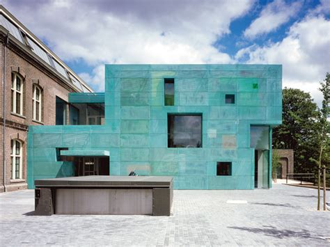 3500 Sq Ft House sarphatistraat offices steven holl architects