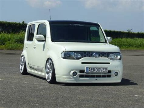 nissan cube bodykit shop for nissan cube body kits and car parts on bodykits com