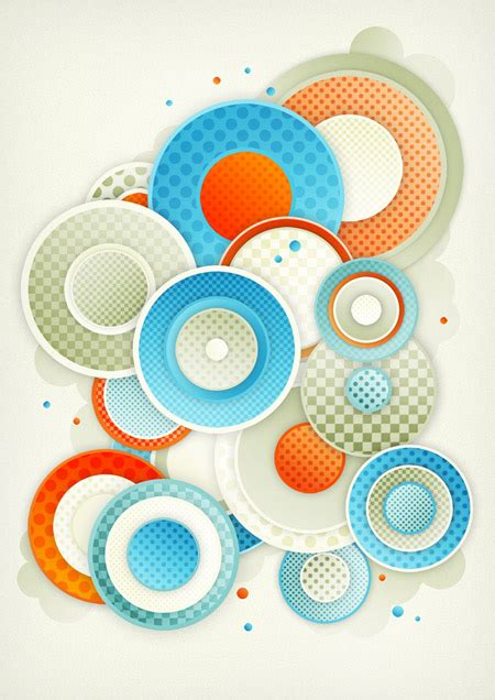 abstract pattern tutorial create an abstract design with patterns in photoshop