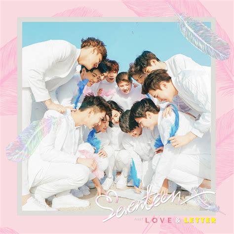 Letter Album Album Seventeen Letter 1st Album