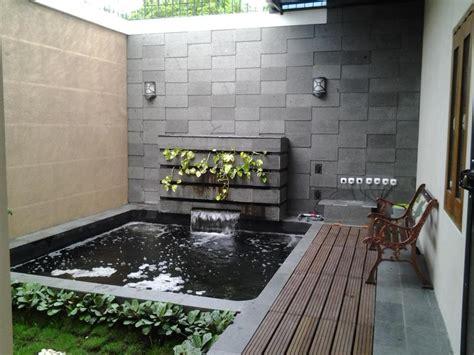 Lu Dinding Cocok Untuk Teras Garasi Rumah Kantor Garansi Pengiriman 140 Foto Gambar Contoh Desain Halaman Belakang Minimalis