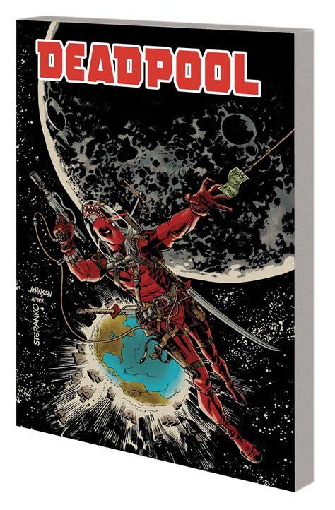 deadpool by daniel way 130291006x deadpool by daniel way vol 3 fresh comics