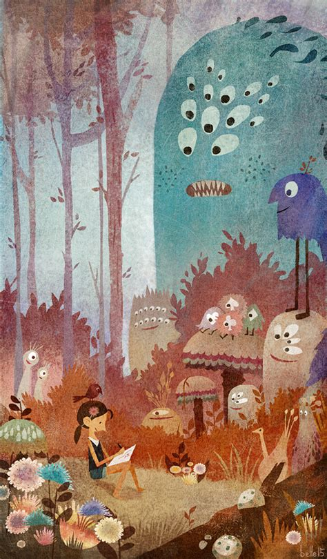 lavalle lee s art animations animation world network journey of a girl on behance