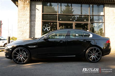 rims for jaguar jaguar xe with 20in savini bm12 wheels exclusively from