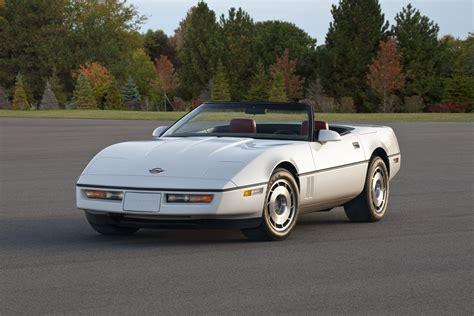 best car repair manuals 2001 chevrolet corvette engine control 1985 c4 corvette ultimate guide overview specs vin info performance more