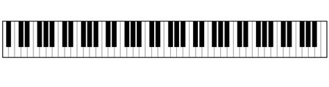 Piano Keyboard Clipart piano keyboard clipart free stock photo domain pictures