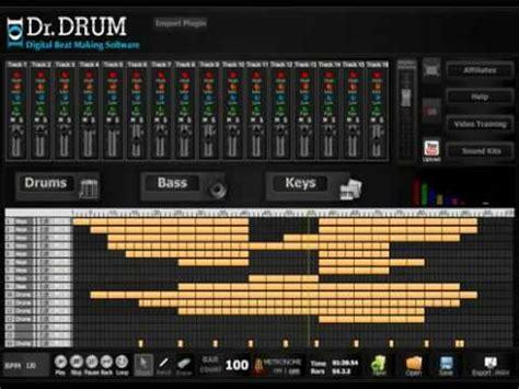drum rhythm program dr drum beat maker software 2013 making dubstep beats