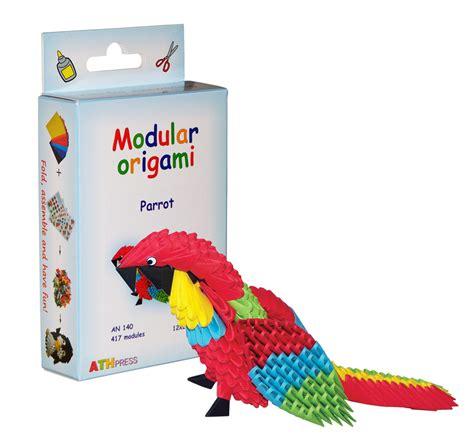 3d Origami Kit - 3d origami modulars