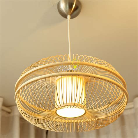 Lantern Ceiling Lights by Simple Bamboo Pendant Lighrting Contemporary Pendant