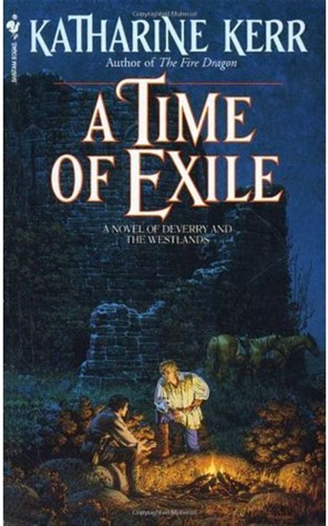 Biography Book Review Exle | a time of exile the westlands 1 by katharine kerr