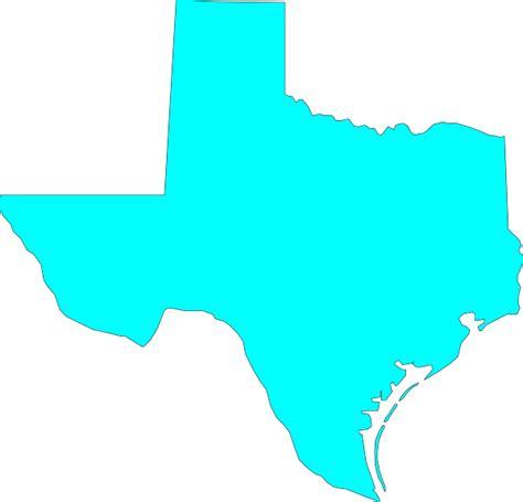 texas map clipart texas clip at clker vector clip royalty free domain