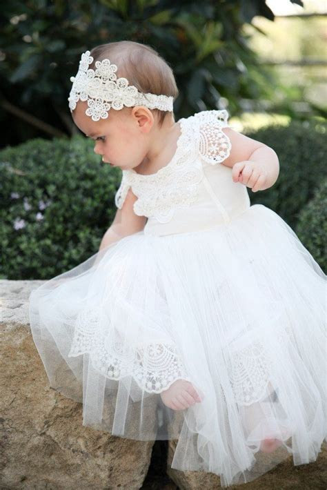 Wedding Dresses For Babies by 25 Best Ideas About Baptism Dress Baby On