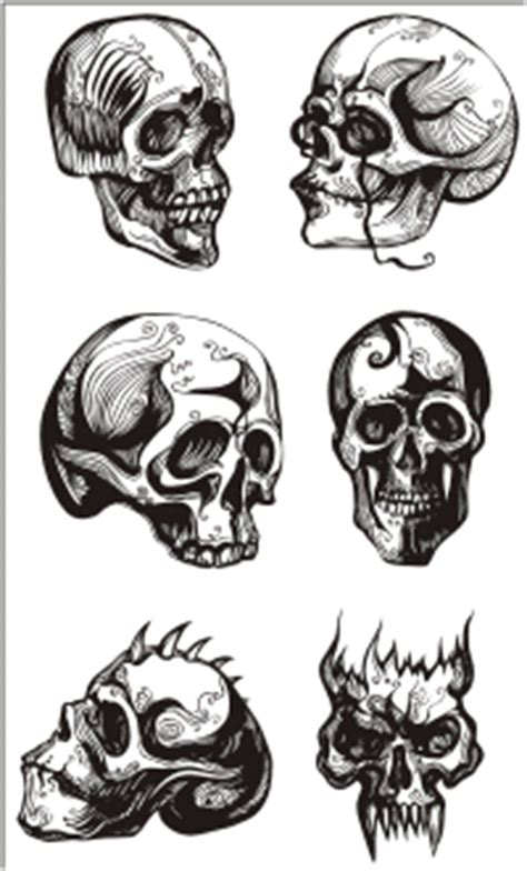 tattoo catalogue pdf skull tattoos vector images on cd or by download
