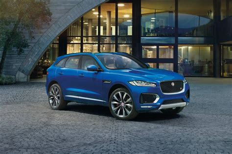 new jaguar suv price 2018 jaguar f pace suv pricing for sale edmunds