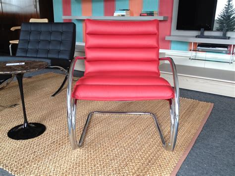 Mies Der Rohe Lounge Chair by Ludwig Mies Der Rohe Lounge Chair
