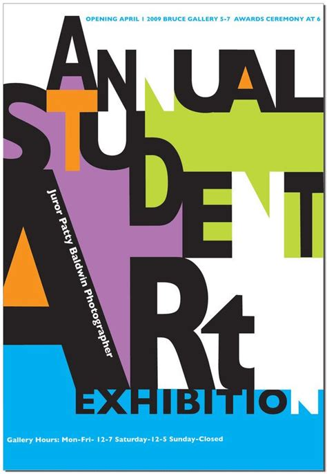 poster design gallery 12 best images about art exhibition poster on pinterest