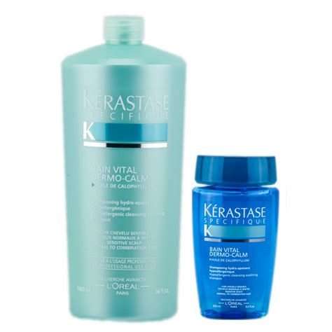 Shoo Finesse best hypoallergenic hair products kerastase specifique