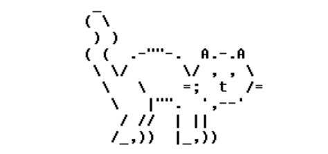 5 ascii art generators to create ascii text art 5found