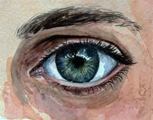 Gallery images and information eye painting watercolor