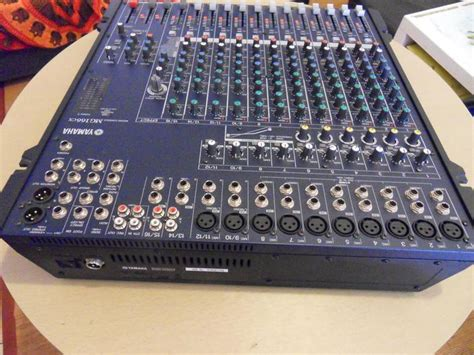 Audio Mixer Yamaha Mg166cx yamaha mg166cx image 123611 audiofanzine
