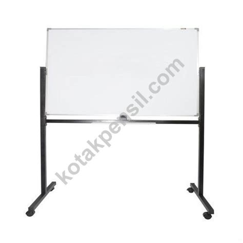 jual white board sakana 60 x 90 cm single stand gratis ongkir kotakpensil