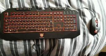 Best Lights For Kitchen by Brand New Acer Predator Gaming Mouse And Keyboard In