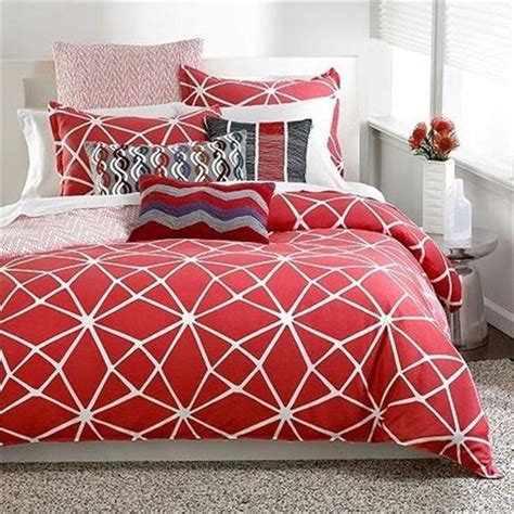 coral queen bedding bar iii bedding marquee full queen comforter set white coral