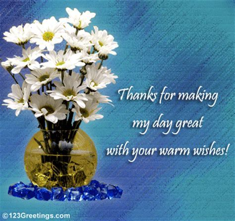 Boss's Day Thank You Wish  Free Thank You eCards