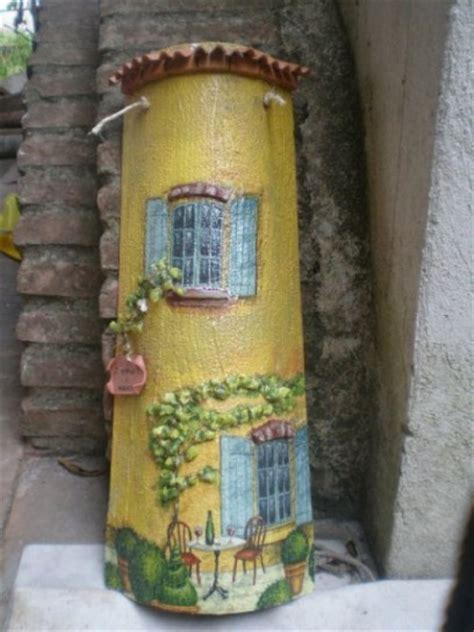 tegole decorate con decoupage igufidienza tegola 3d al decoupage