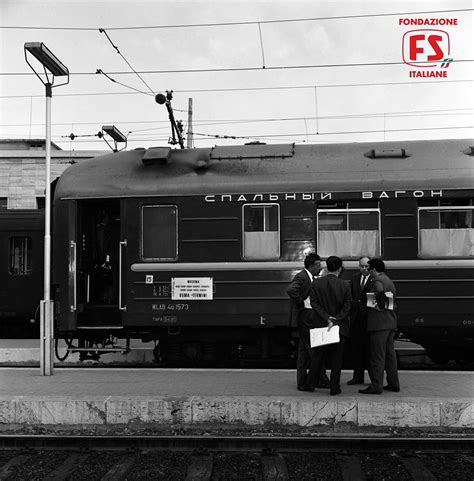 carrozze roma cremlino express mosca roma anni sessanta carrozza