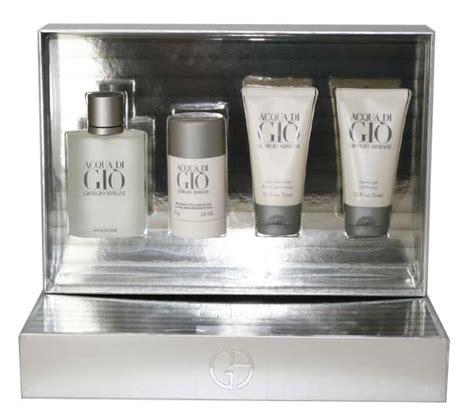Parfum Axe Black Di Minimarket acqua di gio cologne 4 pc gift set eau de toilette spray 3 4 oz deodorant stick 2 6 oz