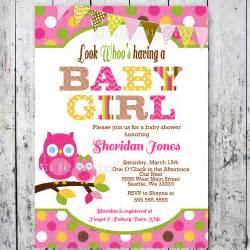 items similar to owl baby shower invitations baby shower invite with owls printable file on etsy