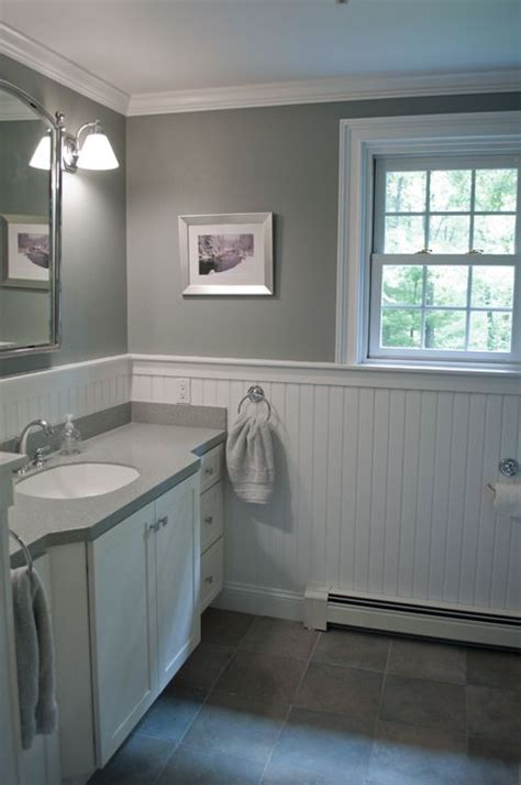 bathroom with wainscoting ideas bathrooms with beadboard amazing with 1000 ideas about