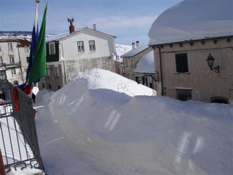 web capracotta capracotta apeninos italia montones de nieve