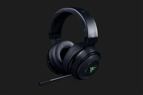 Earphone Razer Kraken Pro V2 surround sound gaming headset razer kraken 7 1 v2