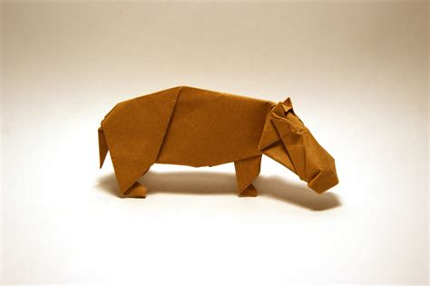 origami hippo the world s best photos of hippopotamus and origami