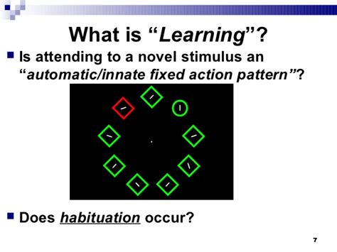 fixed action pattern definition psychology learning theories of psychology