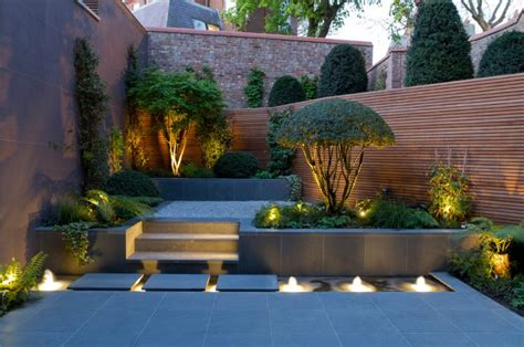 Small Garden Lighting Ideas 10 Backyard Getaways With Landscape Lighting