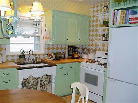 vintage kitchen decor green www pixshark com images