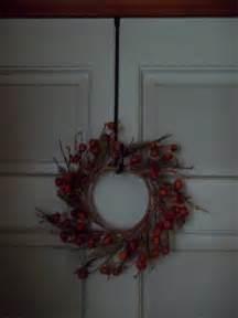 Wreath Door Hanger by Wreath Hooks The Door Hanger Wrought Iron Forged In