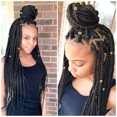 parting hair for box braids pinterest the world s catalog of ideas