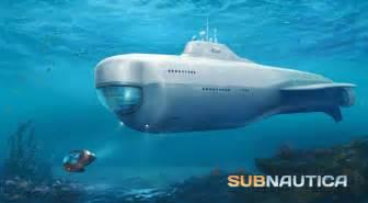 submarine archives subnautica