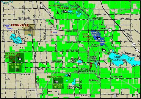 michigan state forest map michigan state forest map bnhspine