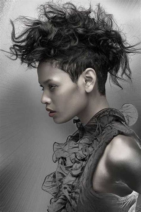 edgy haircuts san francisco 110 best curly edgy undercuts xtreme cuts images on