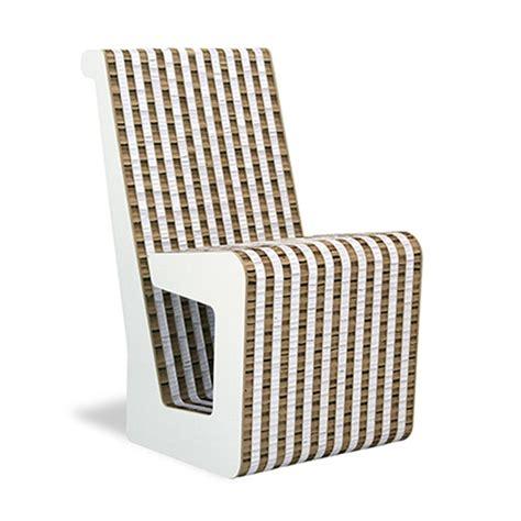 sedia in cartone sedia in cartone stratos avana